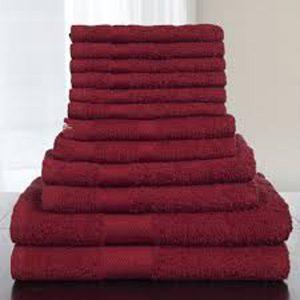 khăn bông gia đình